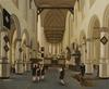 美術史紀事II_1660年於台夫特教堂