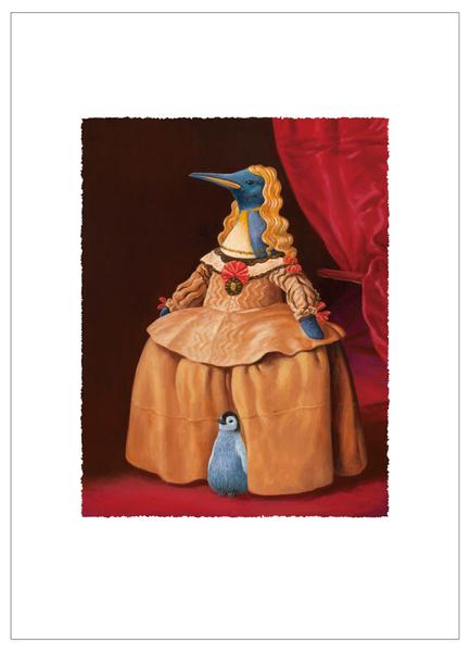 企鵝公主(1/99)