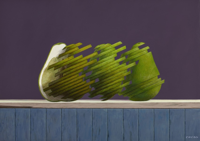 疊構XII-柚子